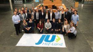 JU Hof-Land in Berlin