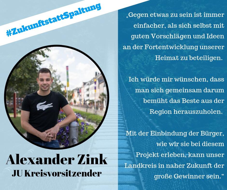 ZSS Alex Zink