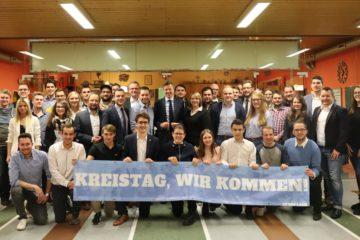 Nominierungsversammlung zur Kreistagsliste der Jungen Union Hof-Land