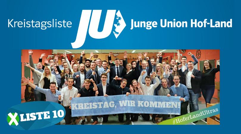 Junge Union - Liste 10