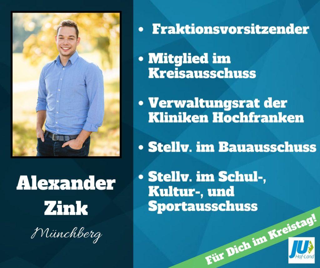 Alex Zink Kreisrat