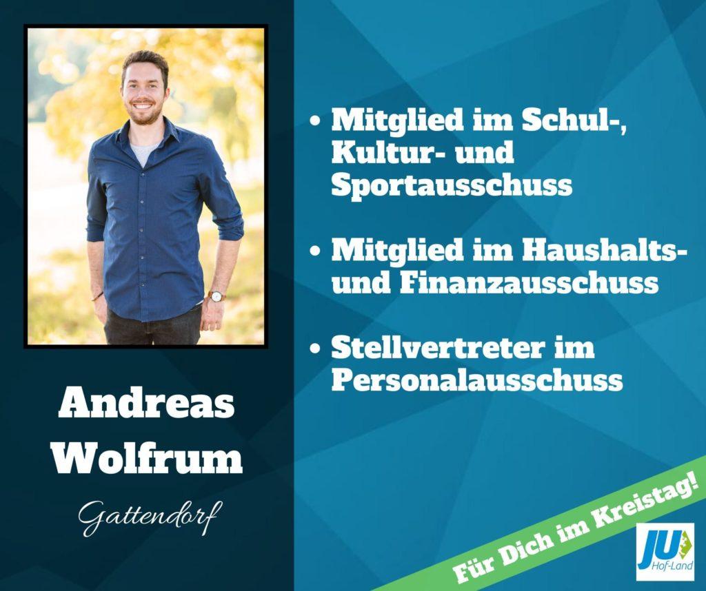 Andreas Wolfrum Kreisrat