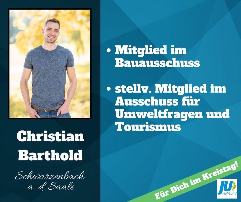 Christian Barthold Kreisrat