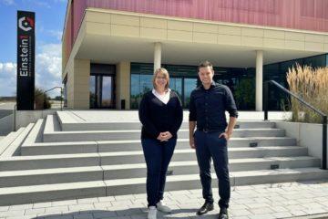 Vanessa Wagner und Alexander Zink